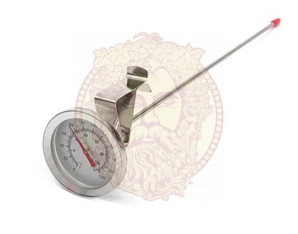 Термометр механический