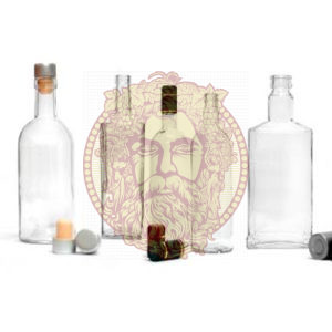 Бутылки и пробки