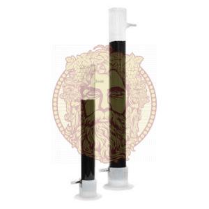 Угольная колонна из стекла - Фильтр для самогонного аппарата
