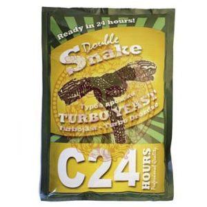 Турбо дрожжи Double Snake C24 - Все для самогоноварения в Краснодаре