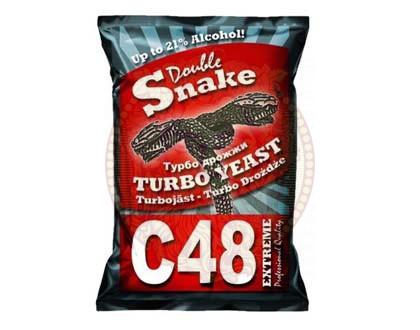 Турбо дрожжи Double Snake