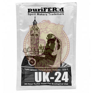 Спиртовые дрожжи Puriferm UK-24