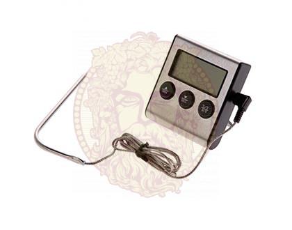 Электронный термометр с оповещением