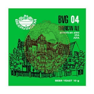 Дрожжи пивные Beervingem BVG-04 - Все для пива в Краснодаре