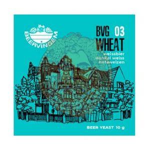 Дрожжи пивные Beervingem BVG-03 - товары для пивоварения