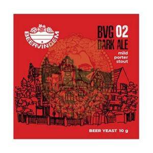 Дрожжи пивные Beervingem BVG-02