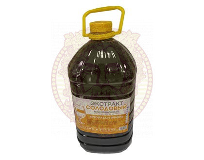Жидкий экстракт Кукуруза и ячмень - Магазин домашнего пивоварения