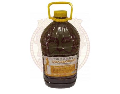 Жидкий экстракт Ячменный светлый - Пивоварение и дистилляция