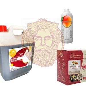 Фруктовые соки и смеси